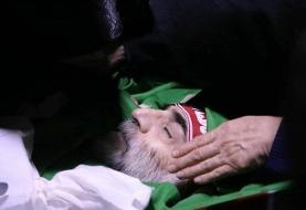 زمان مراسم تدفین و تشییع شهید محسن فخری زاده اعلام شد