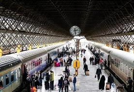 ارسال پیامک اجازه سفر به مسافران ۴ ساعت قبل از حرکت قطار