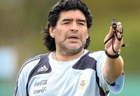 چرا مارادونا سرمربی ایران نشد؟