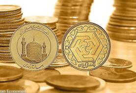 قیمت سکه و طلا در معاملات بازار ۸ آذرماه