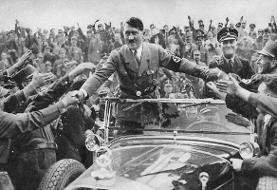 کمپانی های مشهور دنیا در تصرف هیتلر