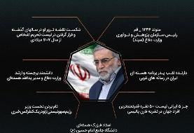 ببینید | شهید محسن فخریزاده را بهتر بشناسید