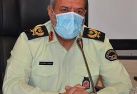 دستگیری سارق حرفهای کابل و تجهیزات مخابراتی در لرستان