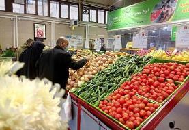 افزایش قدرت خرید خانواده ها در میادین میوه و تره بار