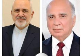 گفتوگوی وزیران امورخارجه ایران و عراق در مورد ترور شهید فخریزاده