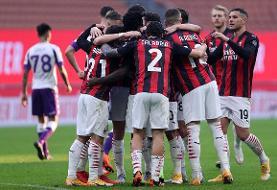 گلزنی صیادمنش به لسترسیتی و برد پر گل میلان در لیگ اروپا