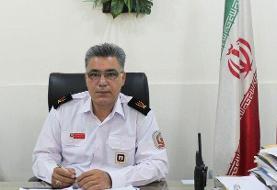 ۱۰۳ حادثه و آتشسوزی در سمنان امداد رسانی شد