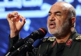سرلشکر سلامی: دشمنان منتظر انتقام ما باشند
