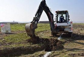 ۳۳ هکتار از اراضی منابع ملی رفع تصرف شد