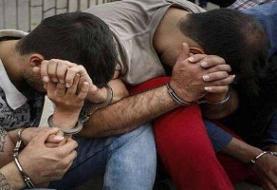 پرونده سارقان با ۳۸۰ فقره سرقت در تبریز بسته شد