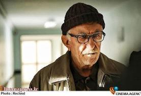 رونمایی از گریم «رضا کیانیان»در فیلم سینمایی «زمستان بود»