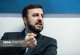 واکنش غریبآبادی به اظهارات مدیرکل آژانس بینالمللی انرژی اتمی