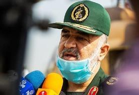 فرمانده کل سپاه: دشمنان منتظر انتقام ما باشند