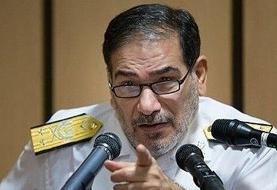 شمخانی: دستگاههای اطلاعاتی می دانستند قرار است در آن محل عملیات ترور علیه شهید فخری زاده انجام ...
