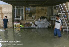 پرداخت تسهیلات ارزانقیمت به آسیب دیدگان آبگرفتگی خوزستان