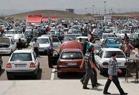 آخرین قیمتها در بازار خودرو؛ پژو پارس ۱۹۱ میلیون تومان شد
