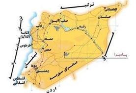 تکذیب حمله هوایی به مواضع ایران و شهادت یک فرمانده سپاه در مرز سوریه و عراق