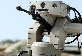 نحوه عملکرد تیربار کنترل از راه دور را ببینید | شهید فخری زاده با این سلاح ترور شد