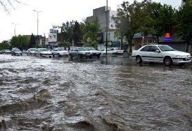 خسارت به ۵هزار خانه در آبگرفتی ماهشهر