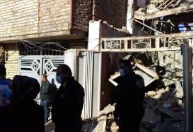 انفجار واحد مسکونی در خرمآباد و مصدومشدن ۹ نفر