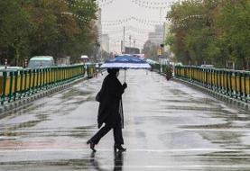 برف و باران از فردا شب مهمان بیشتر مناطق کشور