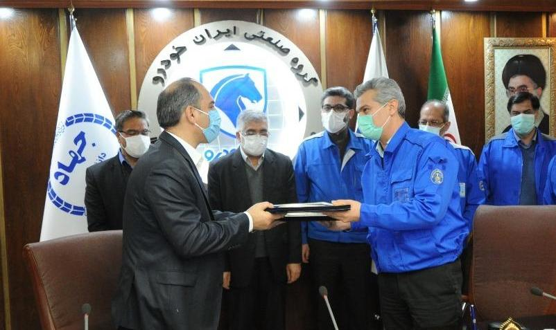 امضای قرارداد داخلیسازی واحد کنترل گیربکسهای نیمه اتوماتیک