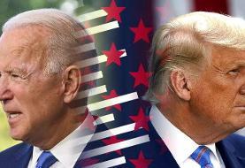 نتایج جالب نظرسنجی درباره محبوبیت بایدن و ترامپ بعد از انتخابات