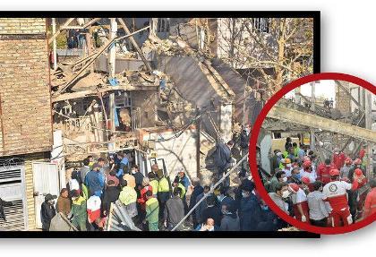 ببینید: جزئیات جدید از انفجار مرگبار خرم آباد