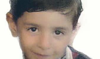 شهروندان این کودک ۴ ساله را شناسایی کنند