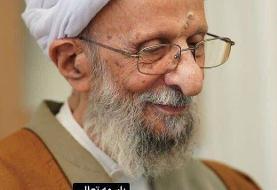 اعلام وخامت حال آیت الله مصباح یزدی از سوی صفحه اینستاگرام رسمی ایشان/عکس