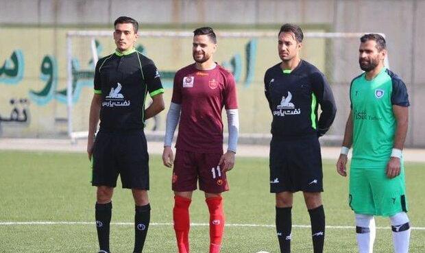 پیروزی پرسپولیس مقابل تیم فرشاد پیوس در بازی دوستانه