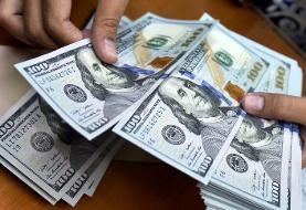 کاهش ۳۳۰ تومانی نرخ دلار در صرافی بانکی
