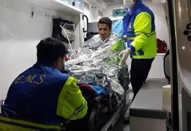 مسعود ریگی راهی بیمارستان شد