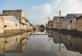 تصاویر | خانه به دوشی پس از باران