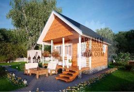 برای ساخت خانه چوبی از چوب کدام درختان استفاده می شود؟