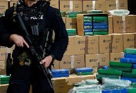 عملیات بزرگ علیه شبکه قاچاق مواد مخدر از برزیل به اروپا
