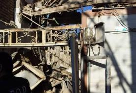 جزئیات جدید انفجار واحد مسکونی در خرمآباد/ یک کشته و ۱۲ مصدوم