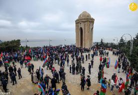 (تصاویر) جشن آزادسازی لاچین در باکو
