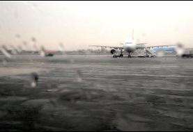 کاهش دید، پروازهای خارجی را به مهرآباد آورد