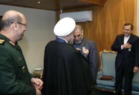 عکس ممنوعه شهید فخری زاده، دانشمند ایرانی ترور شده