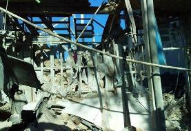 علت انفجار مهیب در منزل مسکونی خرمآباد مشخص نیست