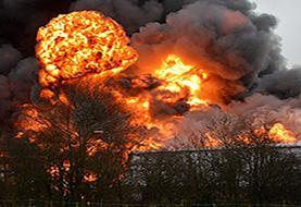 ۹ مصدوم درپی انفجار منزل مسکونی در خرمآباد