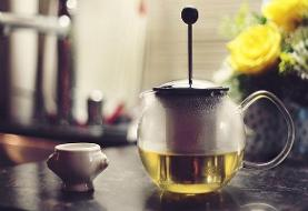 چای و ارتباط آن با کاهش وزن