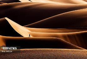 تصاویر | طبیعت مسحورکننده کویر مرنجاب