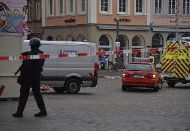 ببینید | یورش مرگبار راننده به عابرین پیاده در آلمان