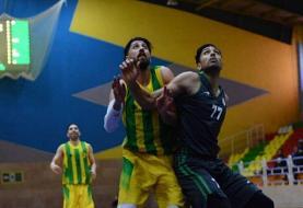 ادامه پیروزیهای سریالی گرگان در لیگ بسکتبال/ نفت با دبلدبل حسنزاده برد