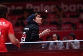 اعزام بانوان پینگپنگباز به قطر برای کسب سهمیه المپیک