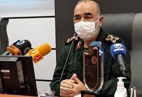 سرلشکر سلامی: هیچ کشور دیگری جز ایران با این مدل نظام نمیتوان پیدا کرد