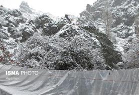 احتمال کولاک برف در ارتفاعات کشور/از کوهنوردی خودداری شود