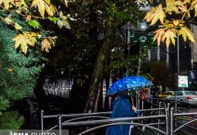 جمعه؛ اکثر نقاط کشور بارانی می شود